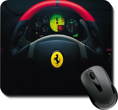 SBBT Sports Car Speed Meter Mousepad