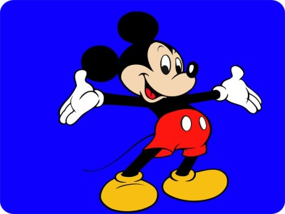 SYL Mickey Mouse Mousepad