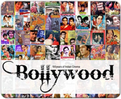 Allthingscustomized Bollywood Mousepad