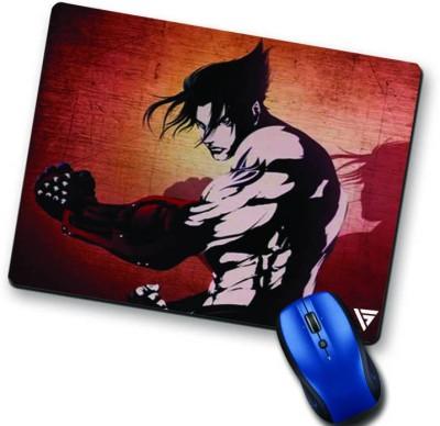 Vogueshell Rectangle439 Mousepad