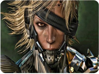 Shopkeeda Metal Gear Rising Mousepad