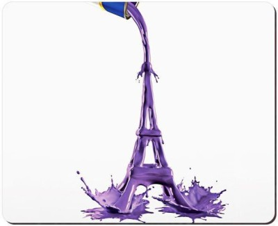 Urban Monk Pouring Paris Mousepad
