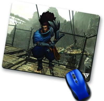 Vogueshell Rectangle289 Mousepad