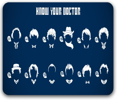 Get Fatang Know Your Doctor Mousepad