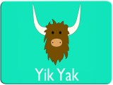 Desicase Yik Yak Square Mousepad (Multic...