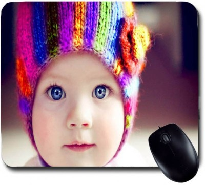Awwsme Cute Little Boy Mousepad