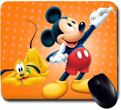 Awwsme Special Micky Mouse Mousepad