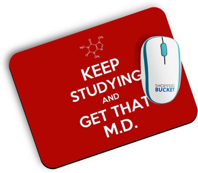 Shoppers Bucket Get MD Mousepad Mousepad