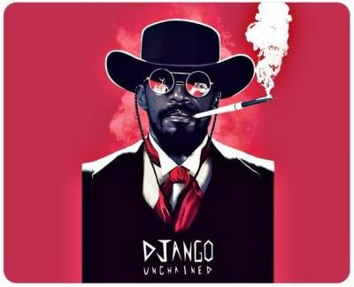 Urban Monk Django Unchained Mousepad