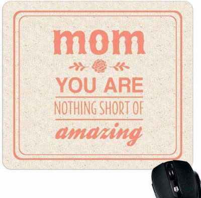 Giftsmate Amazing Mom Mousepad