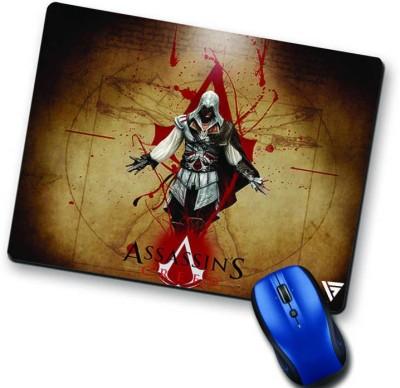 Vogueshell Rectangle428 Mousepad