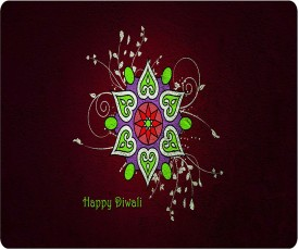 Shopkeeda Diwali SMP095696 Mousepad