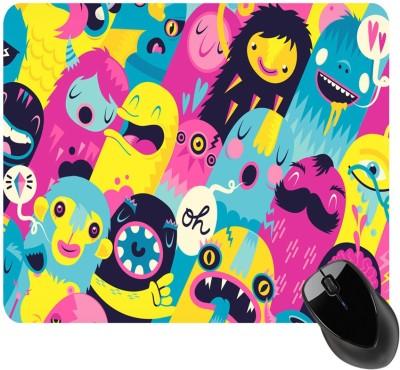 BSEnterprise Colorfull Mousepad