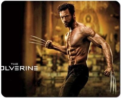 Urban Monk The Wolverine Mousepad