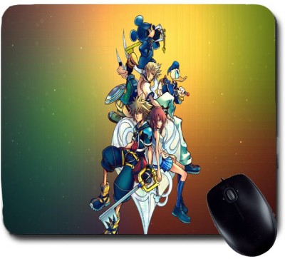 Awwsme Beautiful Colourful Cartoon Characters Mousepad