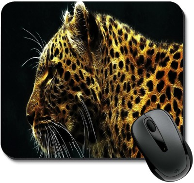 SBBT Tiger Abstract Texture Mousepad