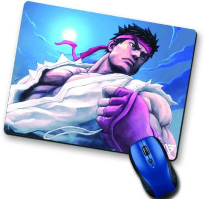 Vogueshell Rectangle483 Mousepad