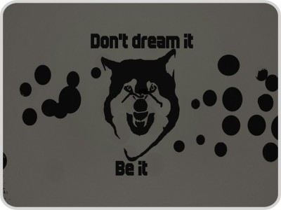 Shopkeeda Don,t Dream it, Be it Mousepad