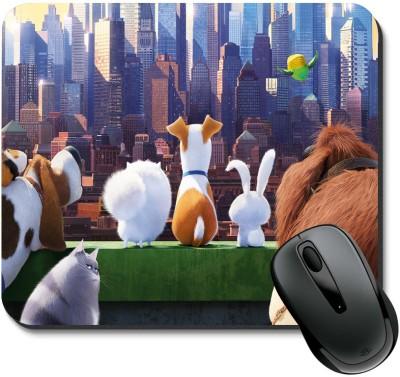 SBBT Life Of Pets Mousepad