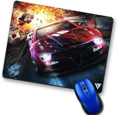 Vogueshell Rectangle369 Mousepad