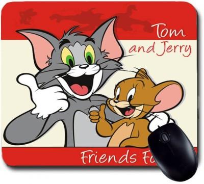 Awwsme Friend Forever T& J Mousepad