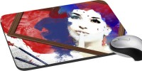 meSleep Painted Face PD-16-42 Mousepad(Multicolor) best price on Flipkart @ Rs. 229