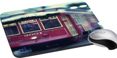 meSleep Tram PD-26-228 Mousepad