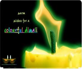 Shopkeeda Diwali SMP094859 Mousepad