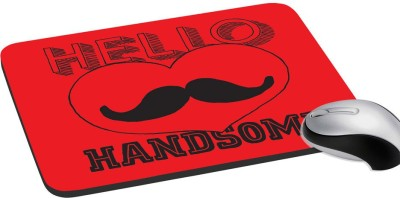 meSleep Handsome PD-26-169 Mousepad(Multicolor)