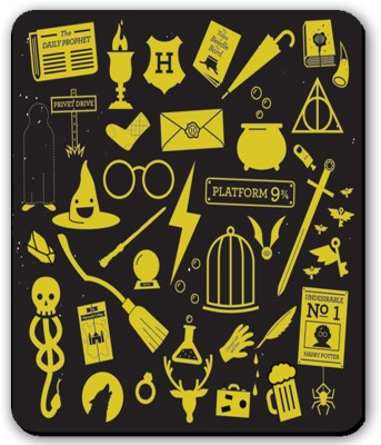 Get Fatang Everything You Need To Become a Wizard Mousepad