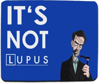 Get Fatang It,S Not Lupus Mousepad