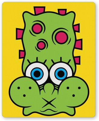 PosterGuy Quirky Character Design Cute and Quirky Mousepad