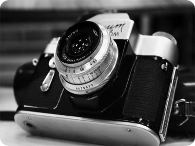 SYL Camera Mousepad