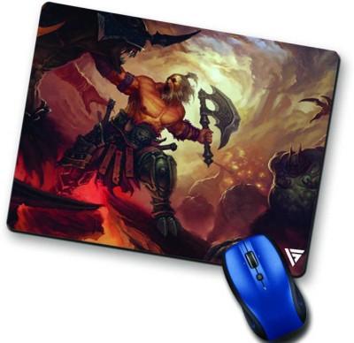 Vogueshell Rectangle356 Mousepad