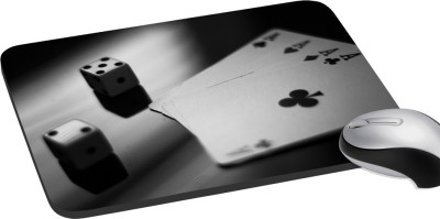 meSleep Four Aces PD-17-21 Mousepad