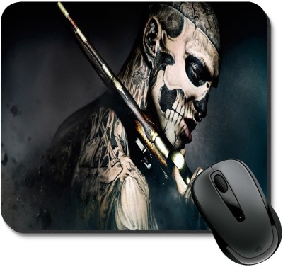 SBBT Pirate With Gun Mousepad