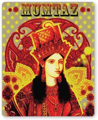 PosterGuy Retro Mumtaz Mahal Painting Mousepad