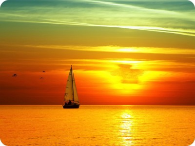 estar Rising sun OE_MOUSEPAD_2862 Mousepad