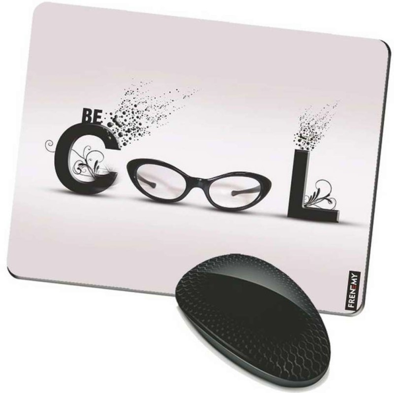 FRENEMY MPAD10009 Mousepad(Multicolor)
