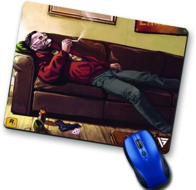 Vogueshell Rectangle402 Mousepad