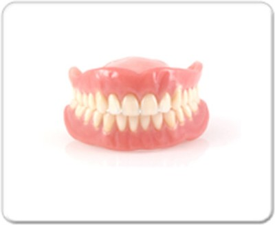 Allthingscustomized Dentures Mousepad