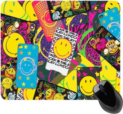 BSEnterprise Smiley Case Design Mousepad