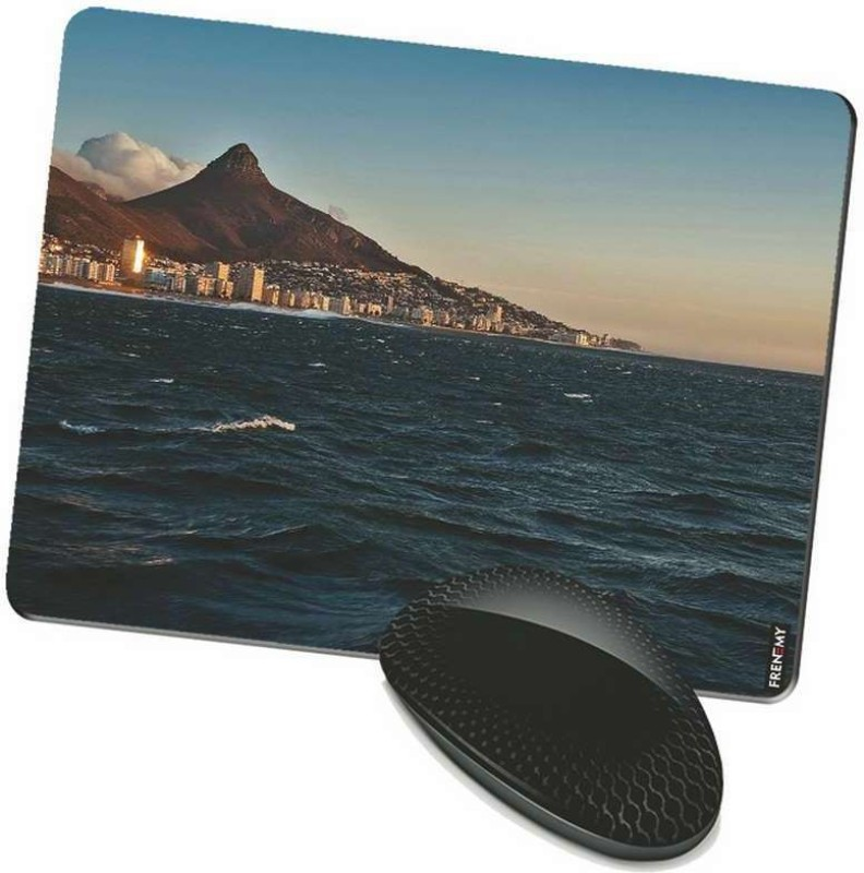 FRENEMY MPAD6886 Mousepad(Multicolor)