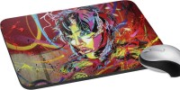 meSleep Abstract Face PD-21-255 Mousepad(Multicolor) best price on Flipkart @ Rs. 229