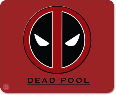 TheDesignJunction DeadPool Logo Mousepad