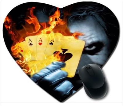 awwsme Fire And Tas Card Mousepad