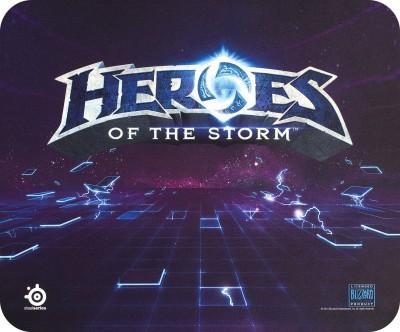 Steelseries QcK Heroes of Storm Mousepad(Black)