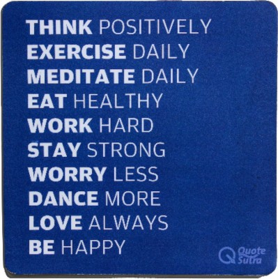 QuoteSutra Ls1mp Mousepad