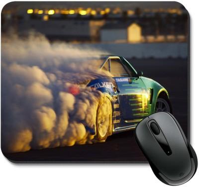 SBBT Racing Car Mousepad