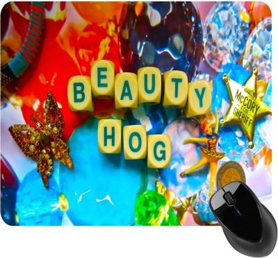 BSEnterprise Beauty Hug Mousepad